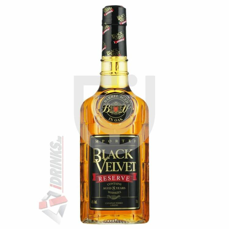 Black Velvet 8 Years Reserve Whisky [1L|40%]