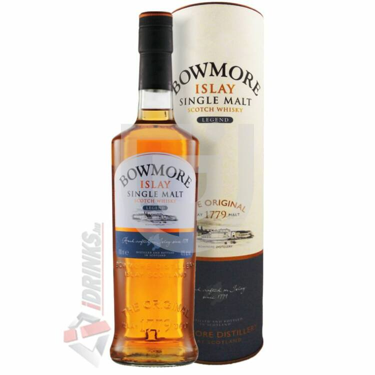 Bowmore Legend Whisky [0,7L 40%]