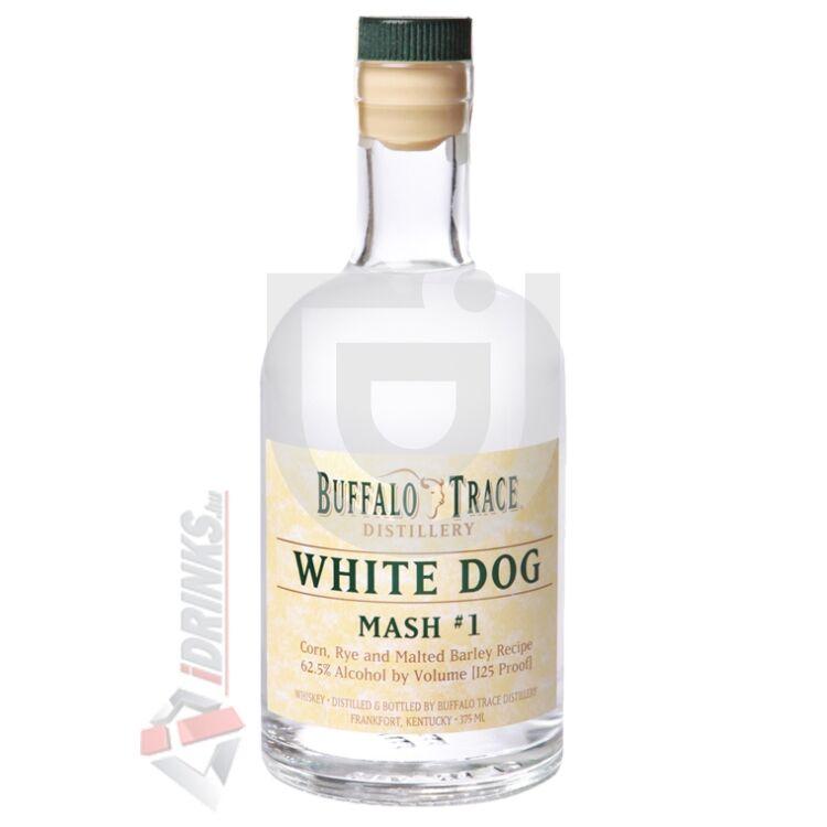 Buffalo Trace White Dog Whiskey [0,35L|62,5%