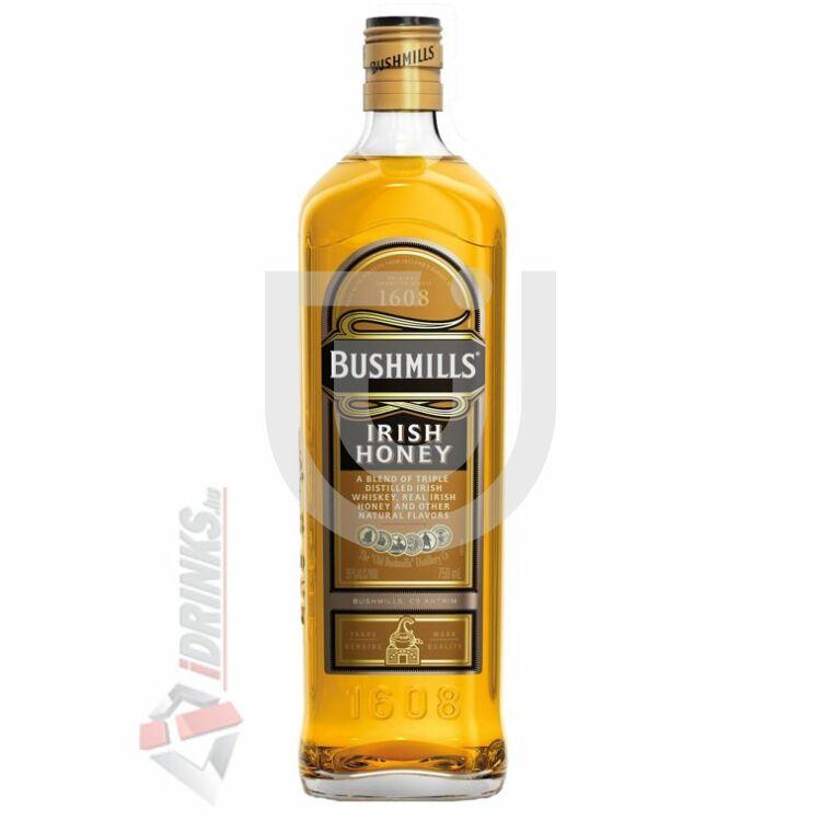 Bushmills Irish Honey Whiskey [0,7L|35%]