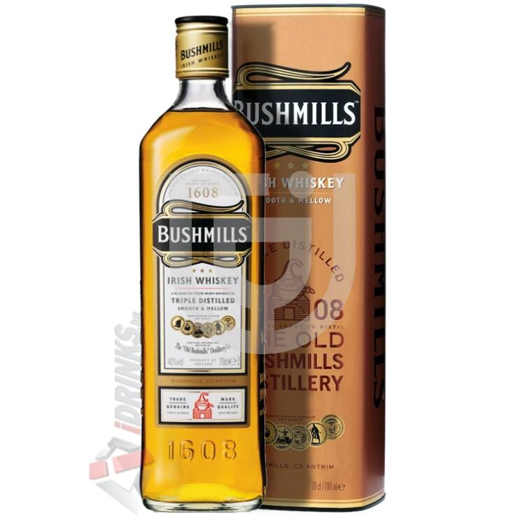 Bushmills Original Whiskey (DD) [0,7L|40%]