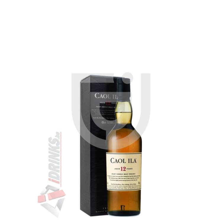 Caol Ila 12 Years Whisky Midi [0,2L 43%]