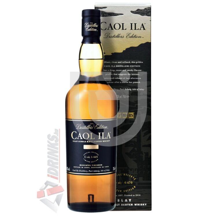 Caol Ila Distillers Edition Whisky [0,7L 43%]