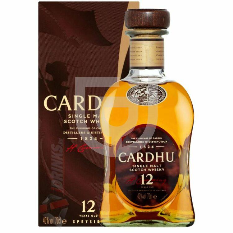 Cardhu 12 Years Whisky [0,7L|40%]