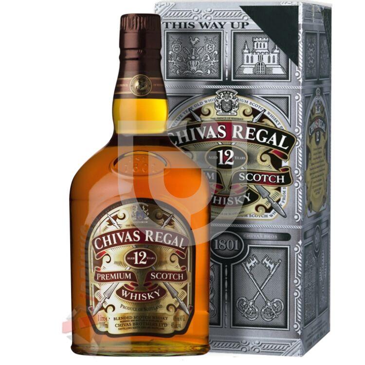 Chivas Regal 12 Years Whisky [4,5L 40%]