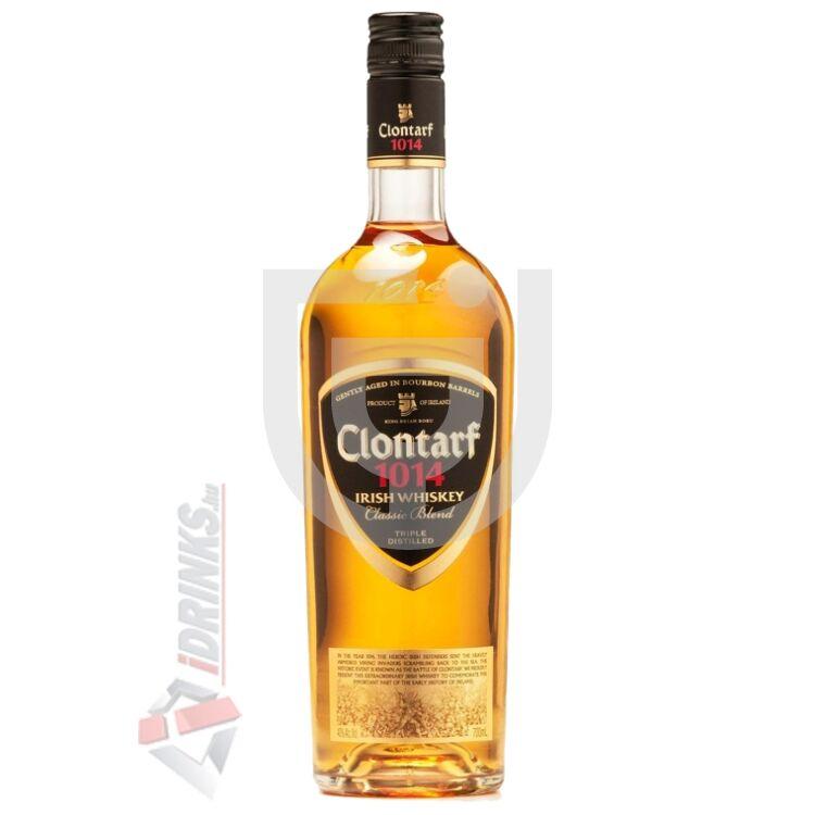 Clontarf Black Classic Blend Whiskey [0,7L|40%]