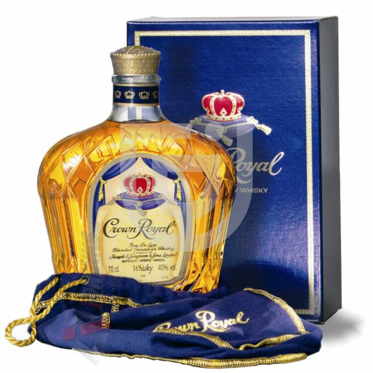 Crown Royal Whisky (DD) [0,7L 40%]