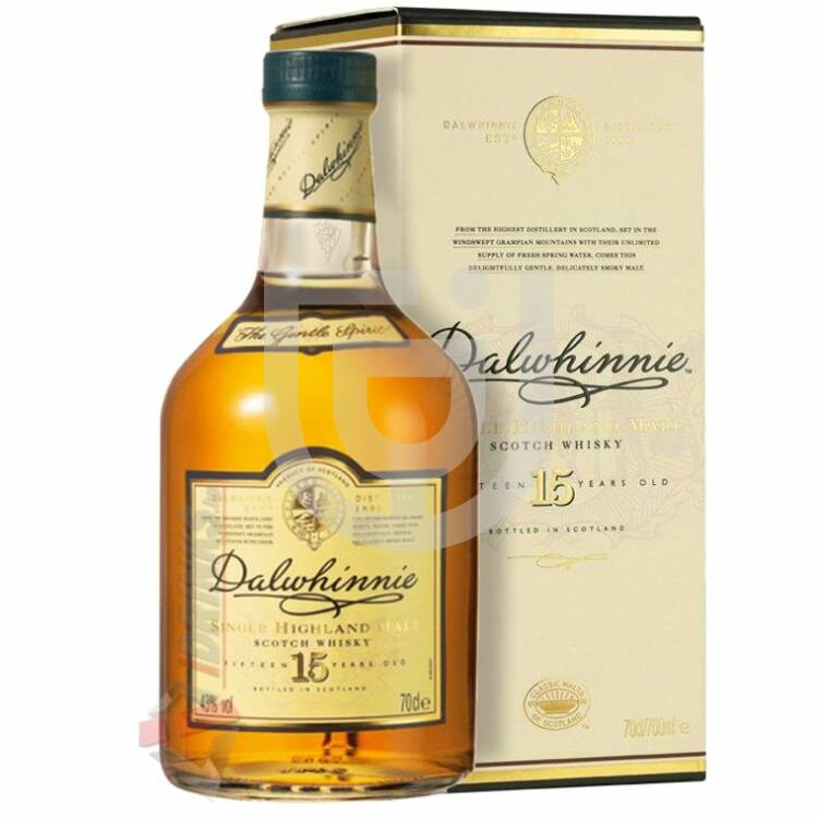 Dalwhinnie 15 Years Whisky [0,7L 43%]