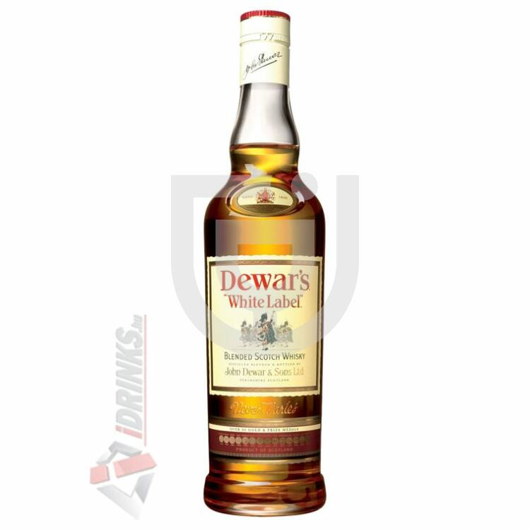 Dewars White Label Whisky [0,7L 40%]