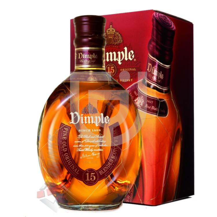 Dimple 15 Years Malt Whisky [1L|43%]