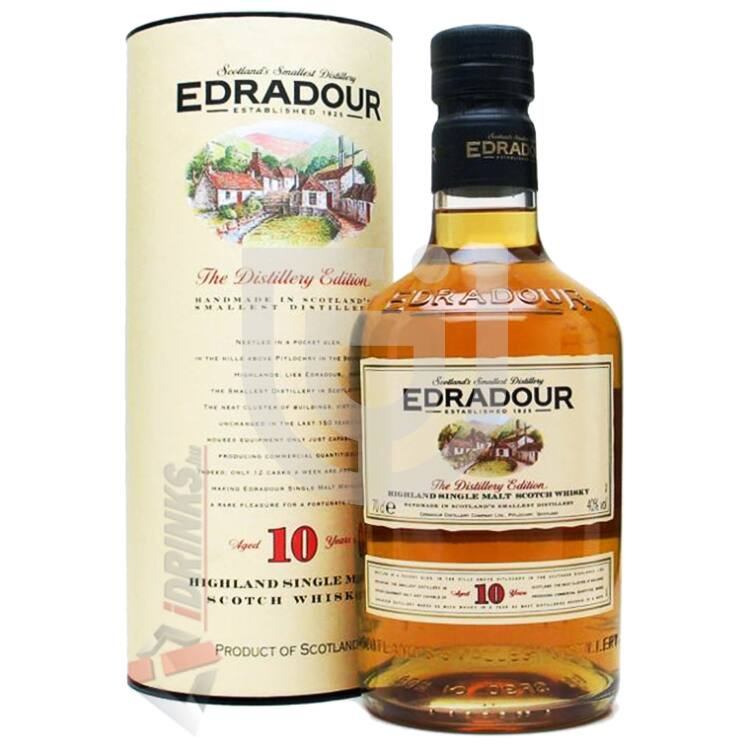 Edradour 10 Years Whisky [0,7L|40%]