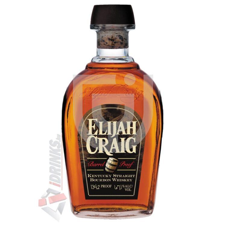 Elijah Craig Barrel Proof Whiskey [0,7L|62,1%]