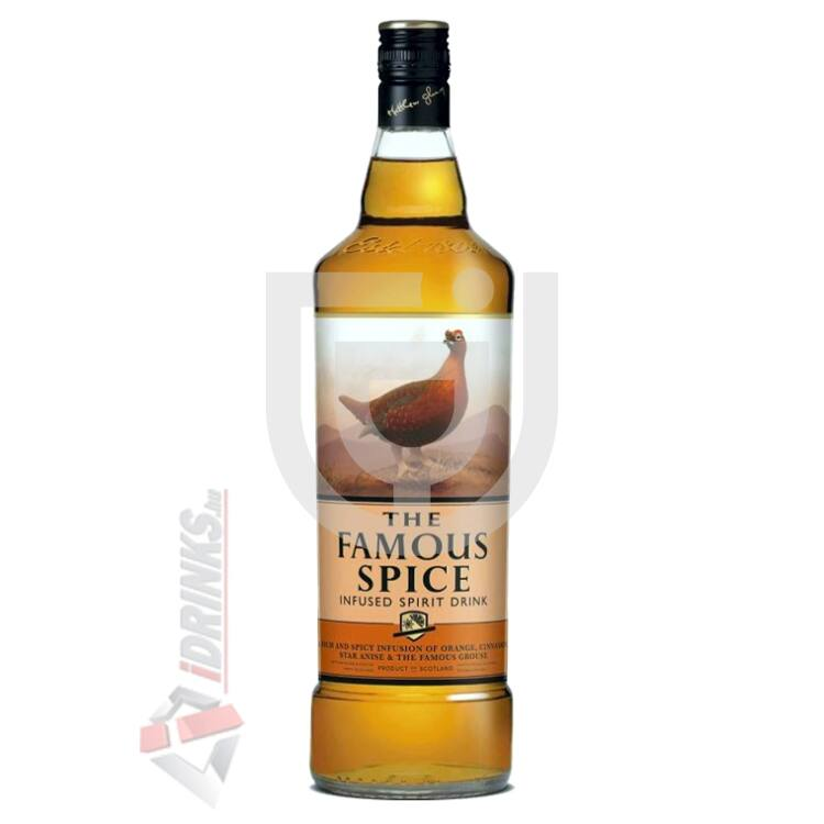 Famous Grouse Spice Whisky [1L 35%]