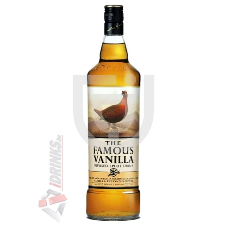Famous Grouse Vanilla Whisky [1L|35%]