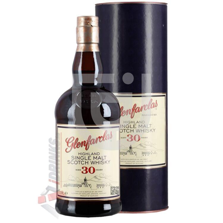 Glenfarclas 30 Years Whisky [0,7L|43%]