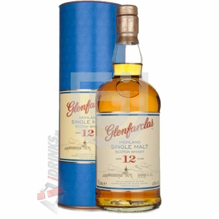 Glenfarclas 12 Years Whisky [1L|43%]