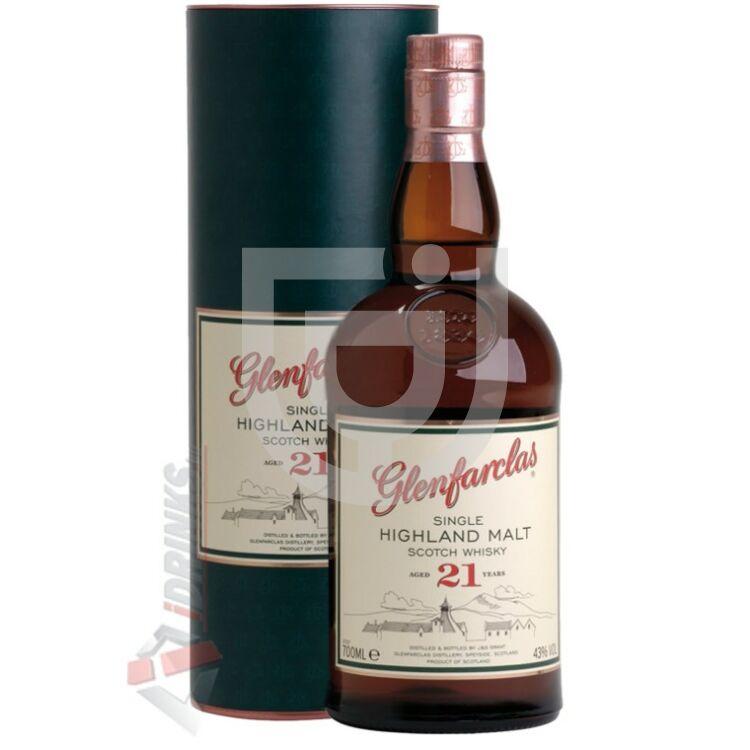 Glenfarclas 21 Years Whisky [0,7L|43%]