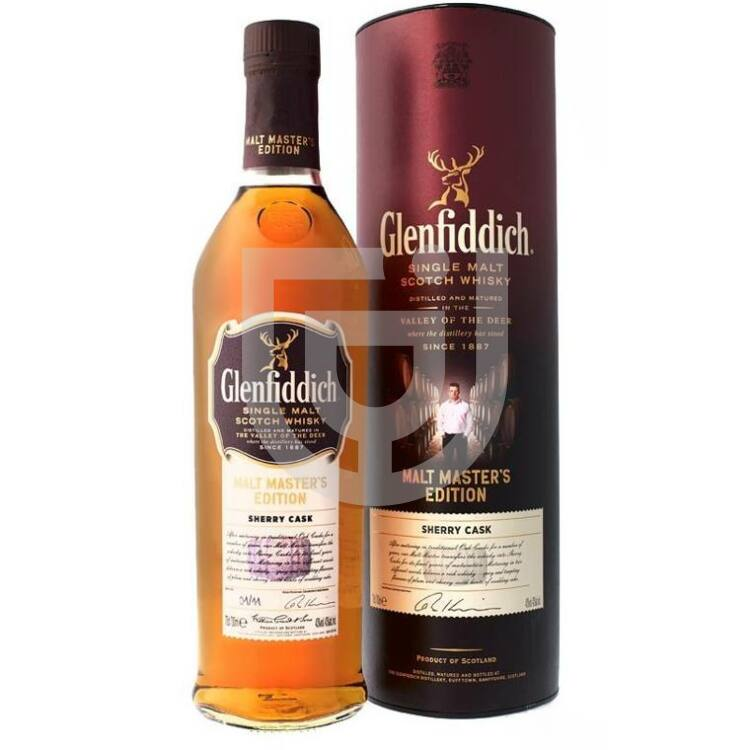 Glenfiddich Malt Masters Edition Whisky [0,7L|43%]
