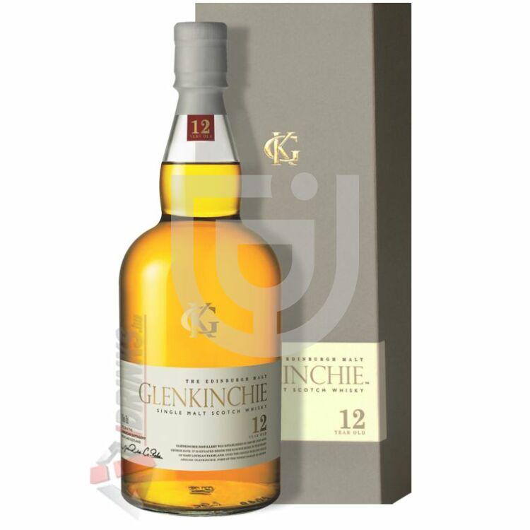Glenkinchie 12 Years Whisky (PDD) [0,7L|43%]