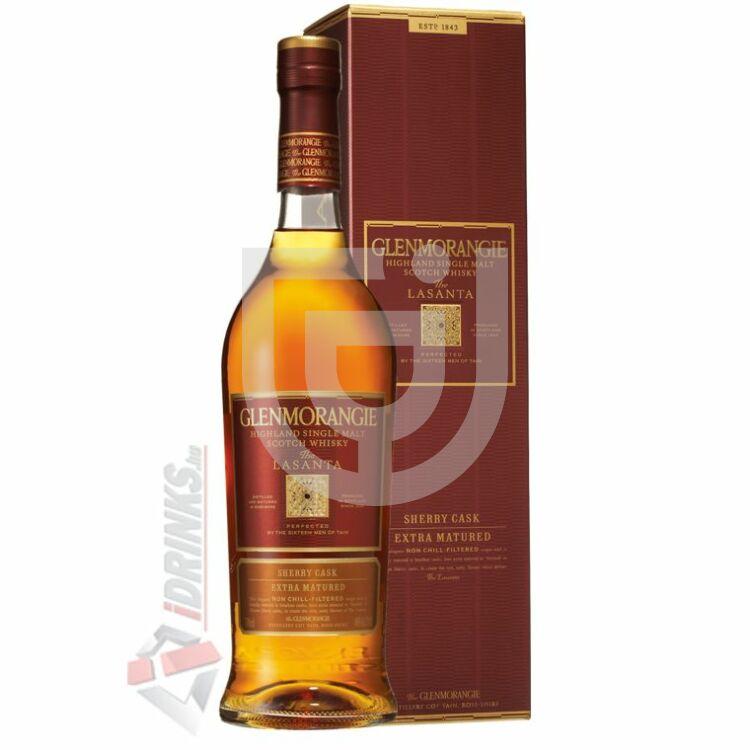 Glenmorangie Lasanta Whisky (DD) [0,7L|43%]