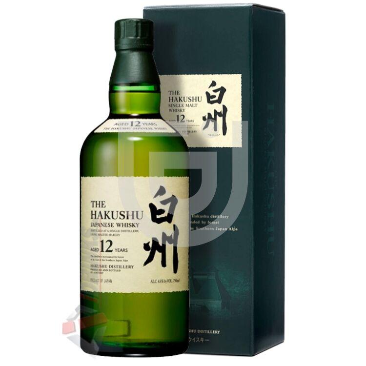 Hakushu 12 Years Whisky [0,7L|43%]