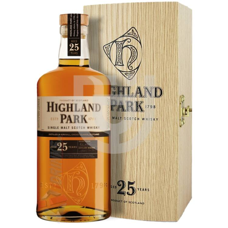 Highland Park 25 Years Whisky [0,7L|45,7%]