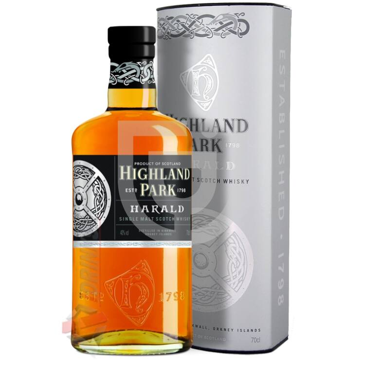 Highland Park Harald Warriors Edition Whisky [0,7L|40%]