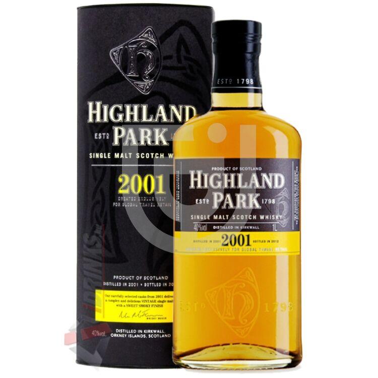Highland Park Vintage 2001 Whisky [1L|40%]