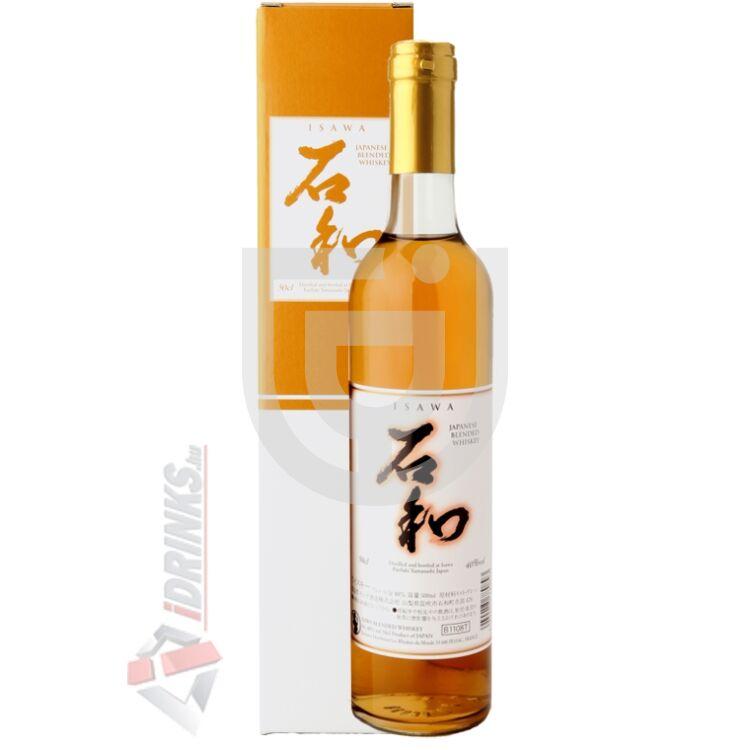 Isawa Blended Whisky  [0,5L|40%]
