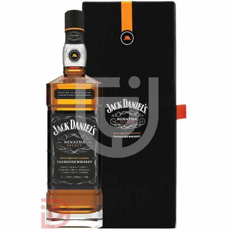 Jack Daniels Sinatra Select Whiskey [1L|45%]