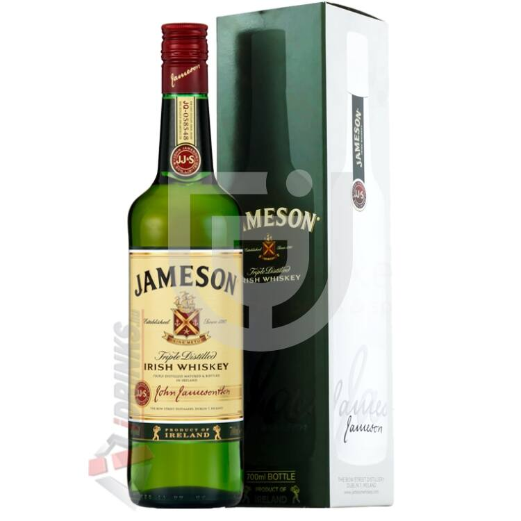 Jameson Whiskey (PDD) [0,7L|40%]