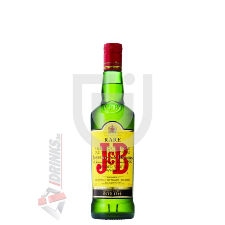 J&B Rare Whisky [0,35L 40%]