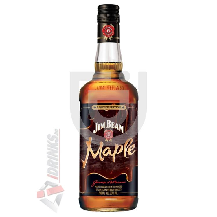 Jim Beam Maple Whiskey [0,7L|35%]