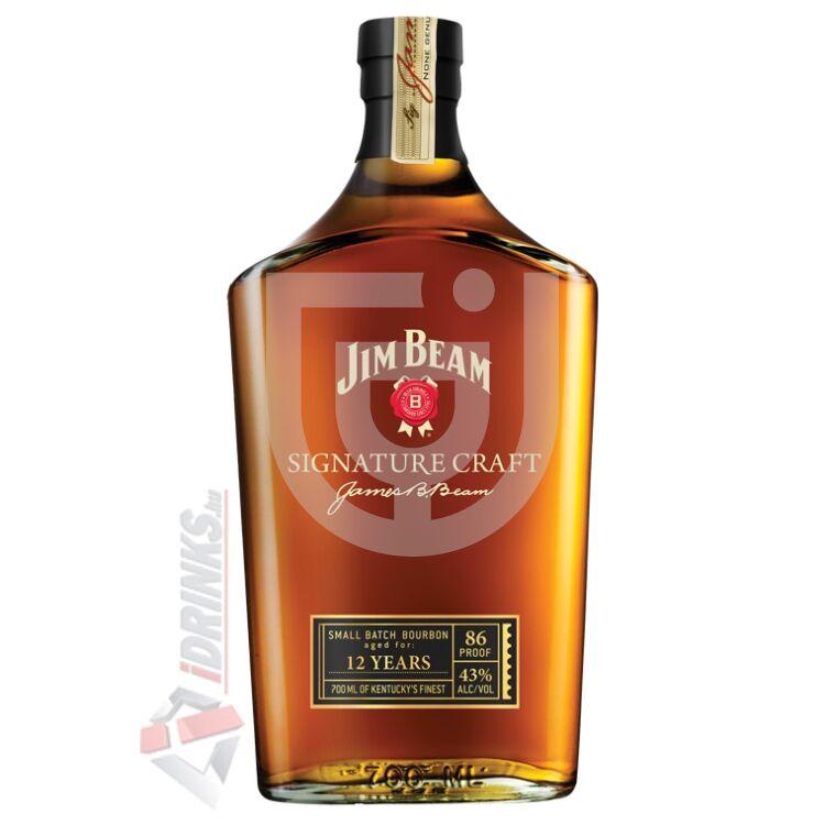 Jim Beam Signature Craft Whisky [0,7L|43%]