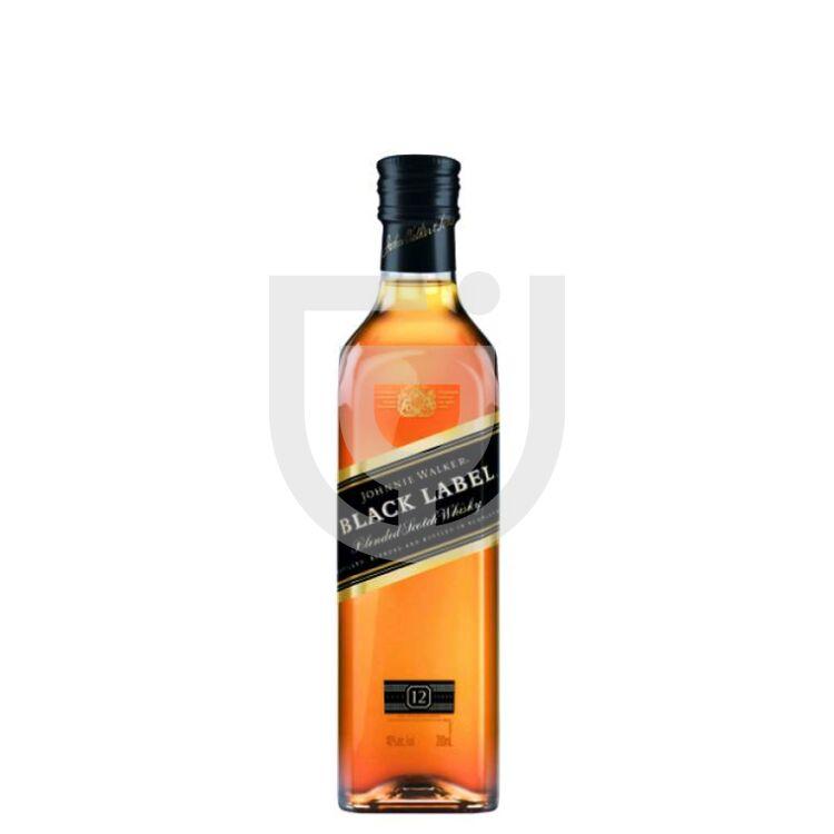 Johnnie Walker Black Label Whisky Midi [0,2L|40%]