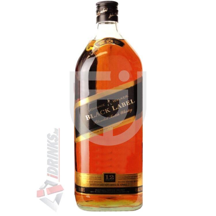 Johnnie Walker Black Label Whisky [1,5L|40%]