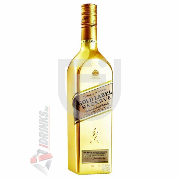 Johnnie Walker Gold Label Whisky (Limited Edition) [0,7L 40%]