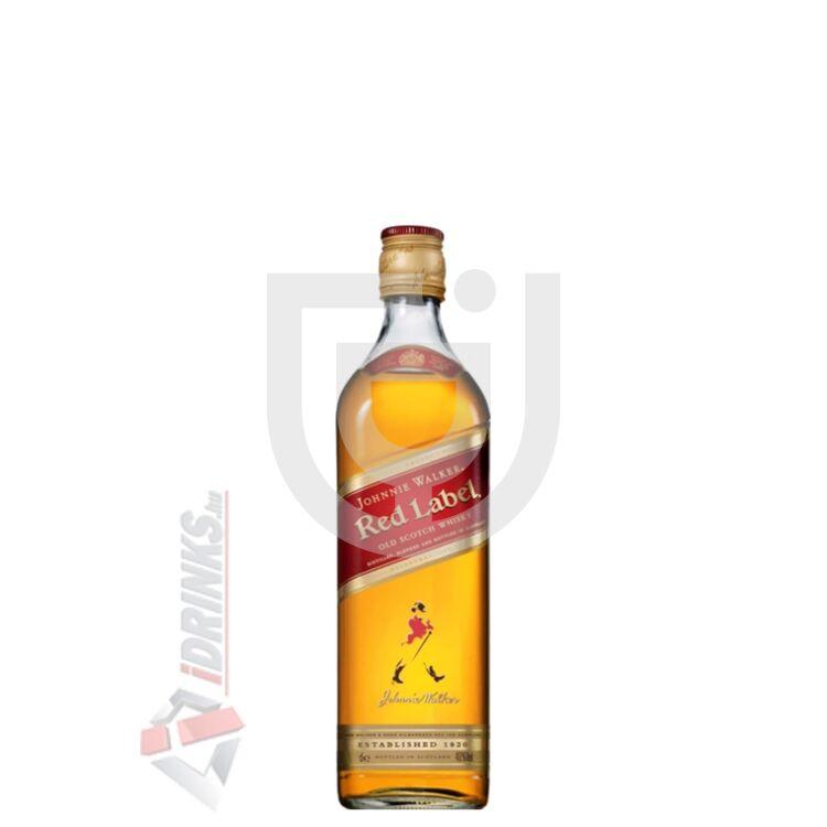 Johnnie Walker Red Label Whisky [0,35L 40%]