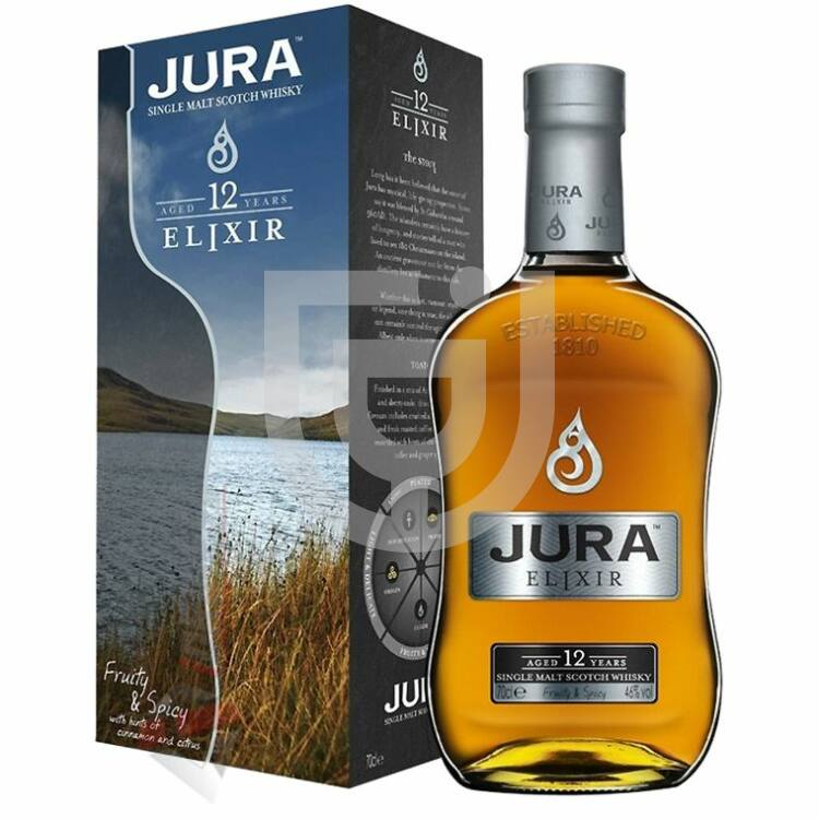 Jura Elixir 12 Years Whisky [0,7L|46%]