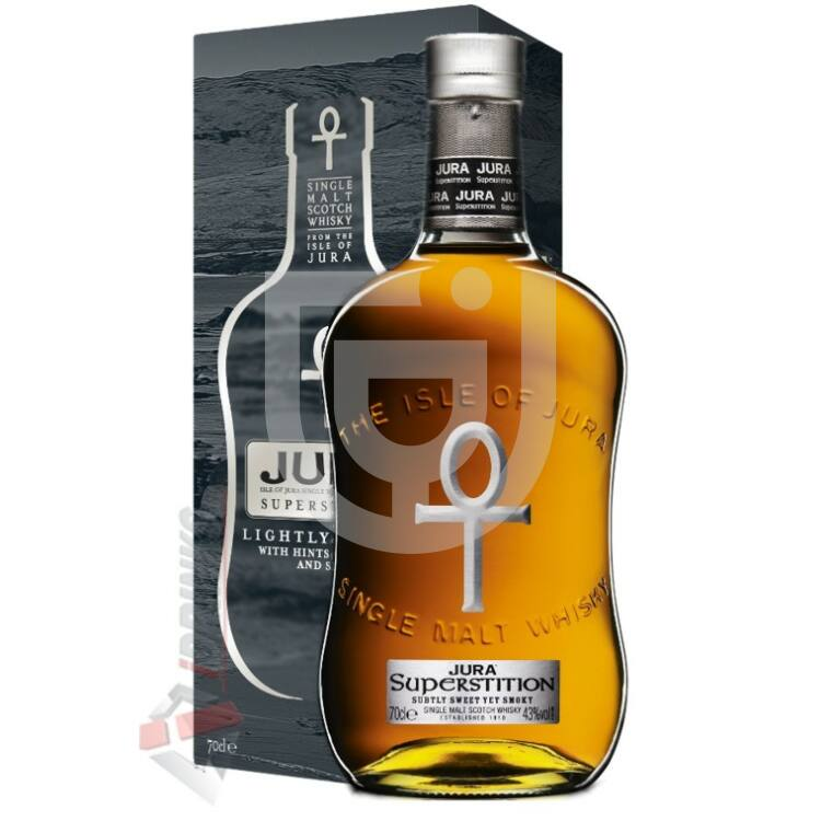 Jura Superstition Whisky [0,7L|43%]