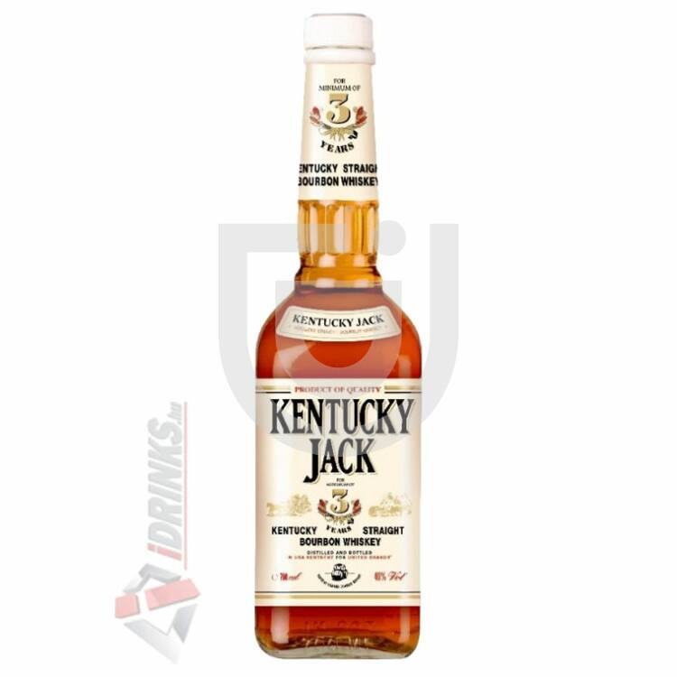 Kentucky Jack 3 Years Whiskey [0,7L|40%]