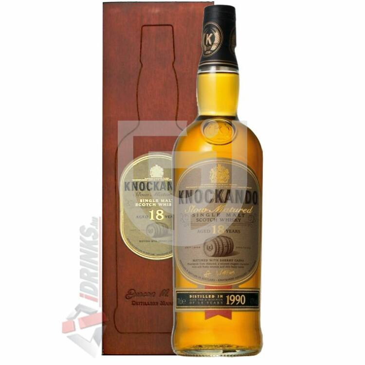 Knockando 18 Years Whisky (FDD) [0,7L|43%]