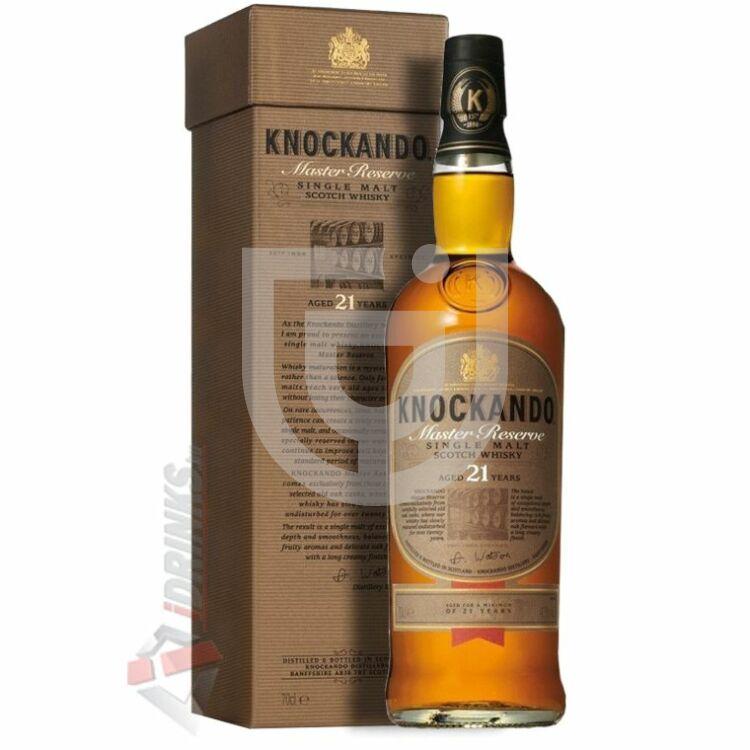 Knockando 21 Years Whisky [0,7L 43%]