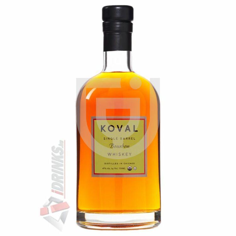 Koval Bourbon Whiskey [0,5L 47%]