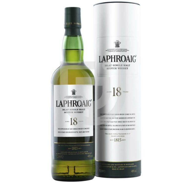 Laphroaig 18 Years Whisky [0,7L|48%]