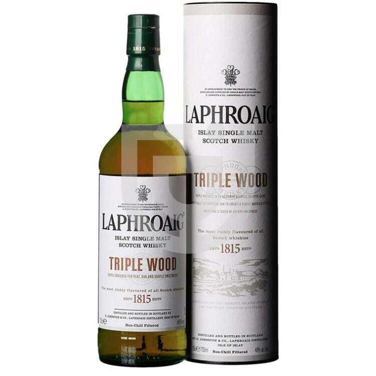 Laphroaig Triple Wood Whisky [0,7L 48%]
