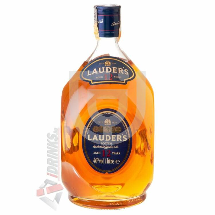 Lauder's 12 Years Whisky [0,7L|40%]