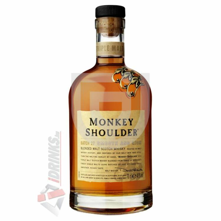 Monkey Shoulder Whisky [0,7L|40%]