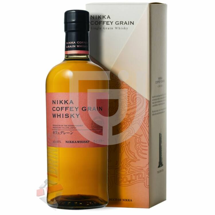 Nikka Coffey Grain Whisky [0,5L|45%]