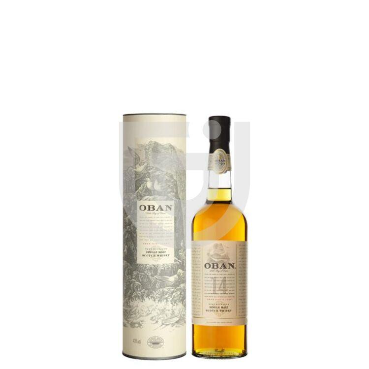Oban Malt 14 Years Whisky [0,2L 43%]